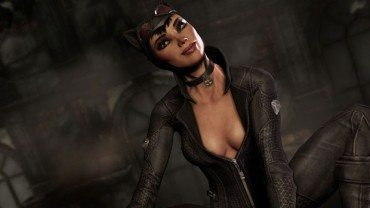 Batman: Arkham City to get Catwoman DLC