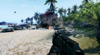 Crysis on Console: New Gameplay & Official Release Date