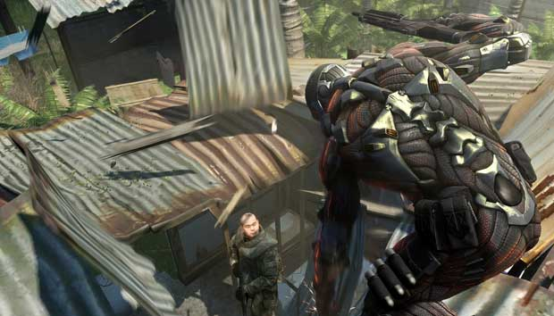 Crysis Confrimed to be Download-only on XBL/PSN News PlayStation  Crysis