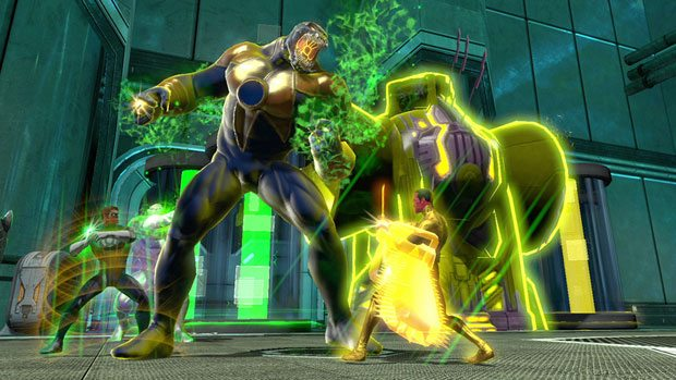 DC Universe Online Going Free to Play