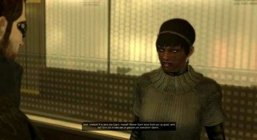Deus Ex: Human Revolution is a racist?