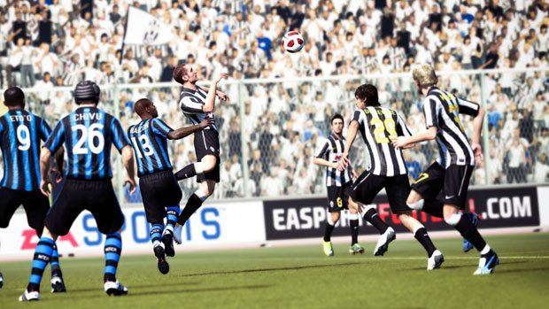 FIFA 13 Will Support PlayStation Move News PlayStation  FIFA 12