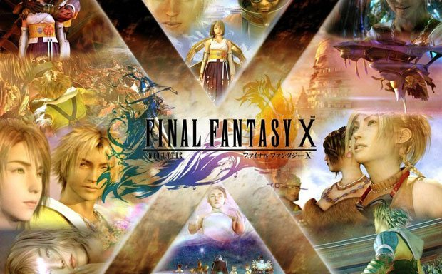 Final Fantasy X Getting Remade, Coming to PS Vita