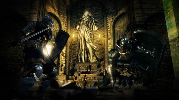 Dark Souls Facing Serious Problems in Japanese Launch News  Dark Souls