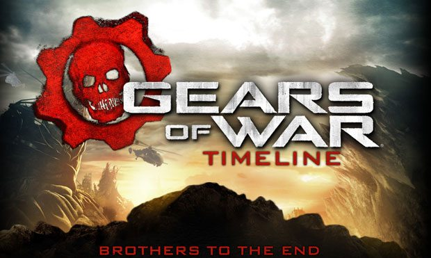 Catch up on your Gears of War 3 History Pre-Launch