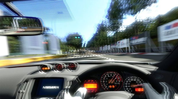 Gran Turismo 5 3D