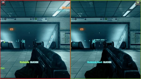 Battlefield 3 Beta Compared on PS3 and Xbox 360