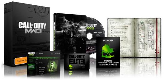 Modern Warfare 3 Hardened Edition Price Officially $99.99