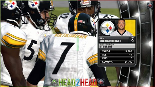 Madden NFL 12 Compared on Xbox 360 & PlayStation 3
