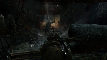 Metro Last Light: TGS Screenshots