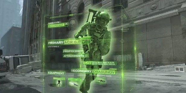 Call of Duty Modern Warfare 3 Multiplayer Trailer