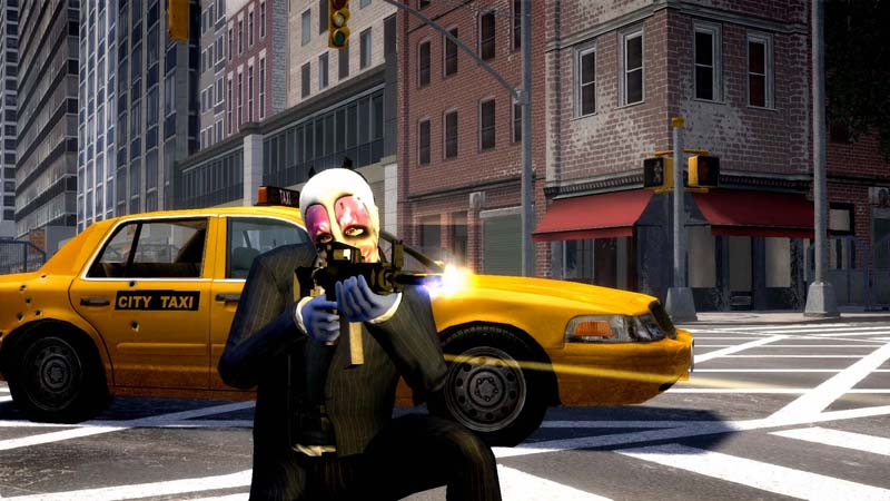 Payday: The Heist Scores Load of New Screenshots