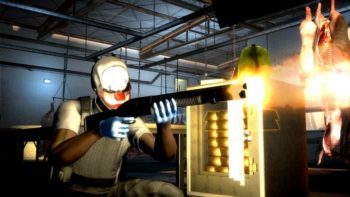 Payday: The Heist Scores Load of New Screenshots News Screenshots  Payday: The Heist