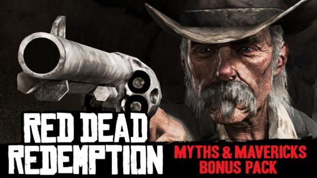 Red Dead Redemption Myths & Legends DLC