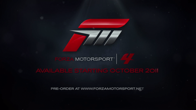 Forza 4 Demo Gets Release Date