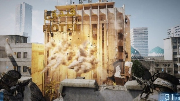 """Battlefield 3 on Xbox 360 is """"Standard Definition"""" without Texture Pack News  Battlefield 3"""