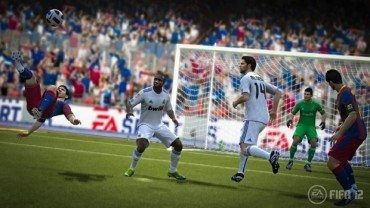 FIFA 12 Most Popular Soccer Game in the World