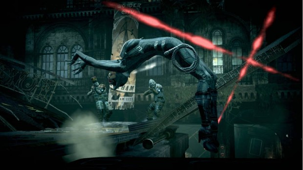 GameStop to offer Catwoman DLC Code with used Batman: Arkham City News PlayStation  Batman Arkham City