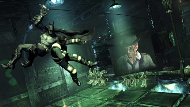 Here's how to solve your Arkham City DLC Woes News PlayStation  Batman Arkham City