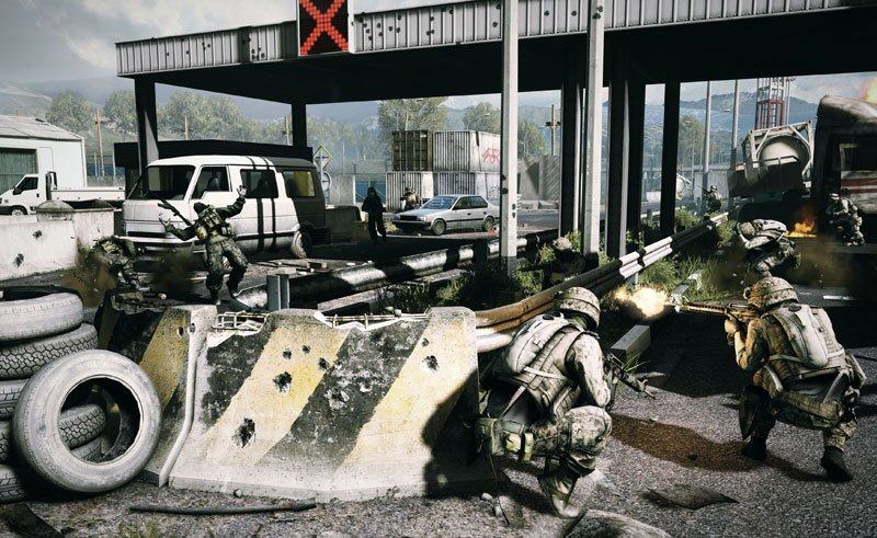 Caspian Border Live For All Battlefield 3 PC Players