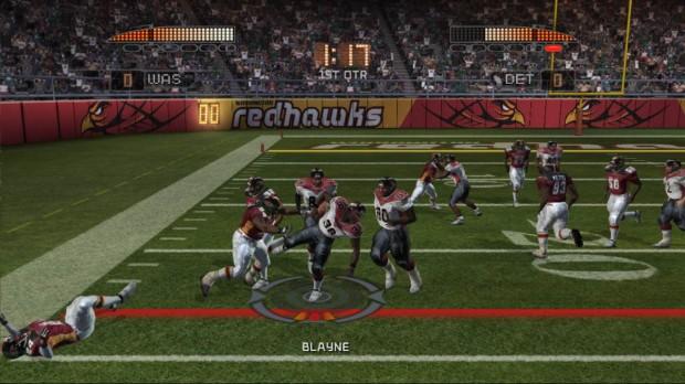 NFL Blitz Franchise Returns in January News PlayStation  EA