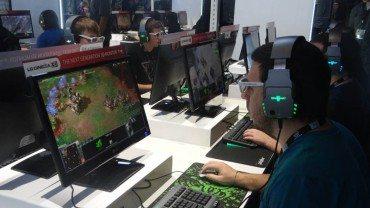BlizzCon 2011 LG Cinema 3D Experience