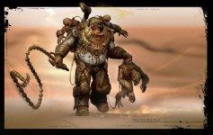 Unreleased Gears of War 3 Concept Art Hits the Web