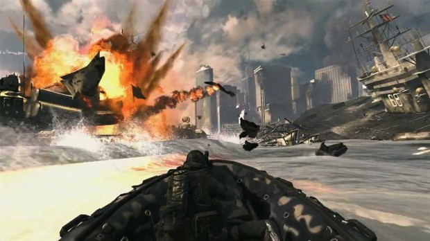 Modern Warfare 3 Campaign Trailer is Action Packed Videos  Modern Warfare 3