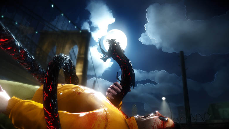Executions are a Work of Art in The Darkness 2