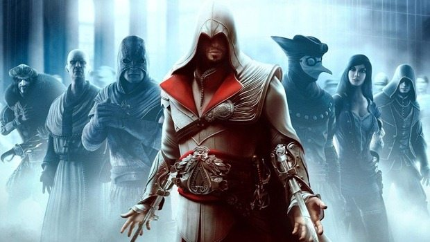 Assassin's Creed is Headed to Hollywood News PlayStation Xbox  Assassins Creed