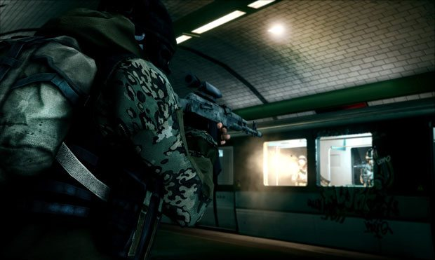 Battlefield 3 Cheats to get the Boot