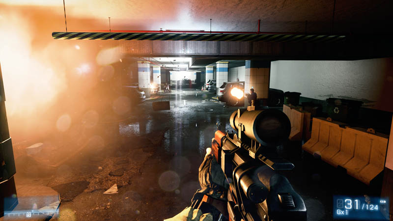 Recently Revealed Battlefield 3 MP Maps Shown in Latest Trailer