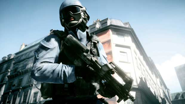 Battlefield 3 Beta 6x Larger than Bad Company 2
