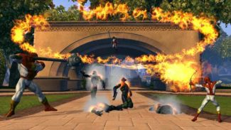 DC Universe Online Will be Free on November 1st