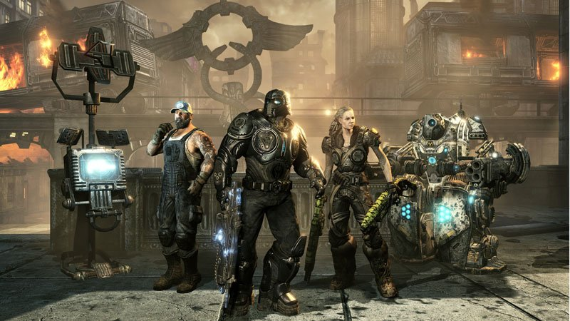 Here's What Gears of War 3 DLC Looks Like