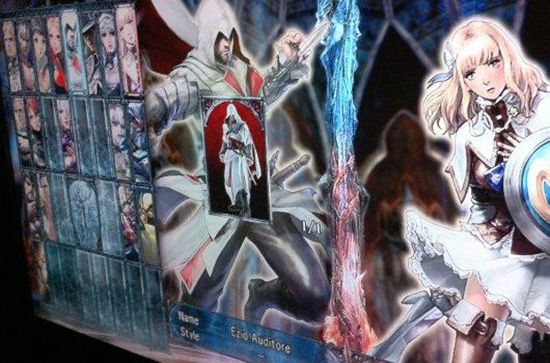 Ezio coming to Soul Calibur 5, Perhaps?
