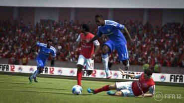 FIFA 12 Xbox 360 Giveaway
