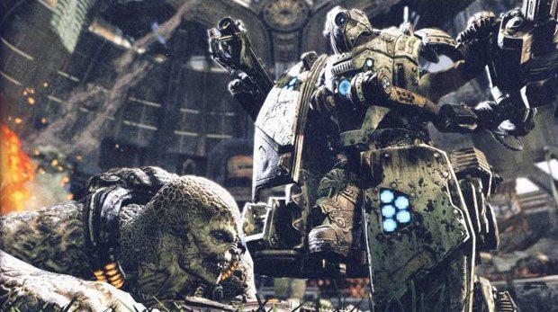Gears of War 3 Fails to Dethrone Black Ops in Launch Week News  Gears of War 3