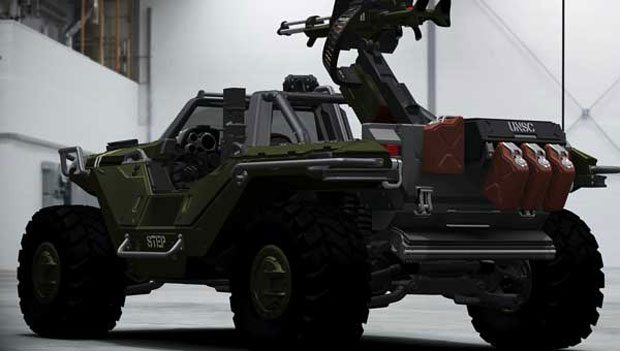 Real Life Halo Vehicles: How To Unlock The Halo Warthog In Forza Motorsport 4