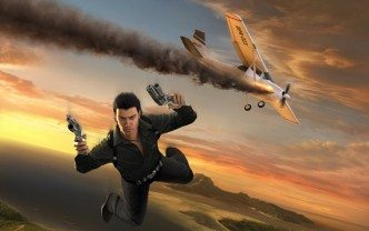 Just Cause 3 in 2012, Maybe