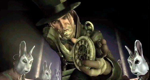 Batman: Arkham City Welcomes Mad Hatter