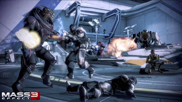 Mass Effect 3 playstation 3 news