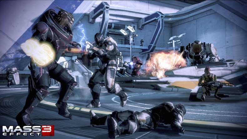 Mass Effect 3 Multiplayer DLC Planned