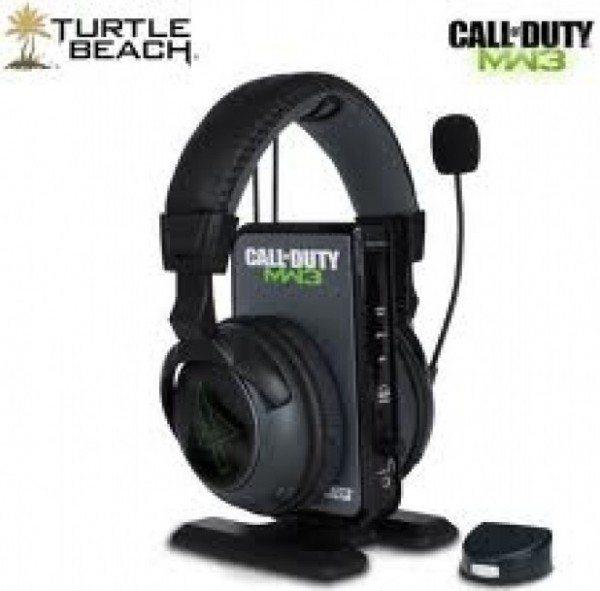 Turtle Beach Announces Line of LE Modern Warfare 3 Headsets