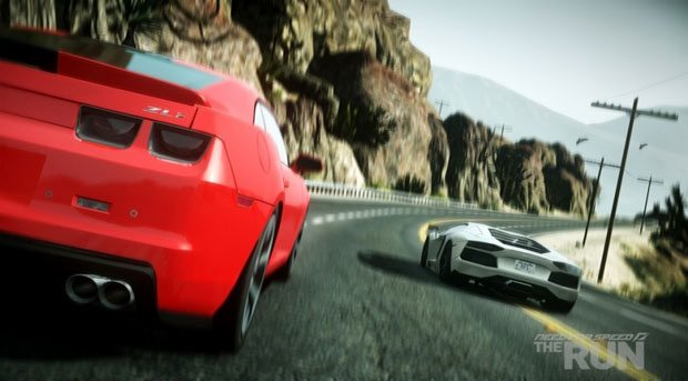 On The Edge with Need For Speed: The Run