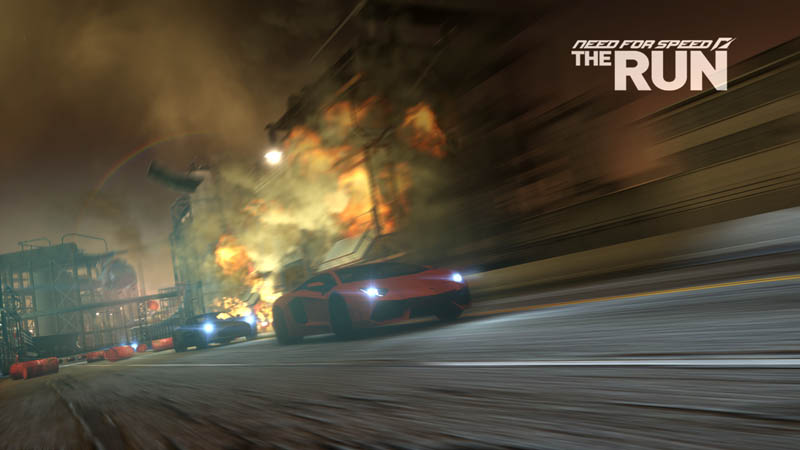Need For Speed: The Run, Swimsuit Models & Screenshots