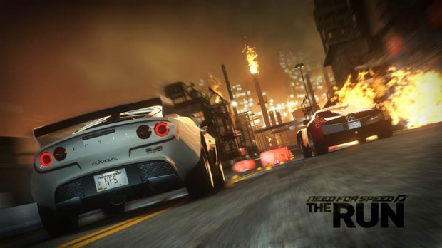 Need For Speed: The Run, Swimsuit Models & Screenshots Screenshots  Need For Speed: The Run