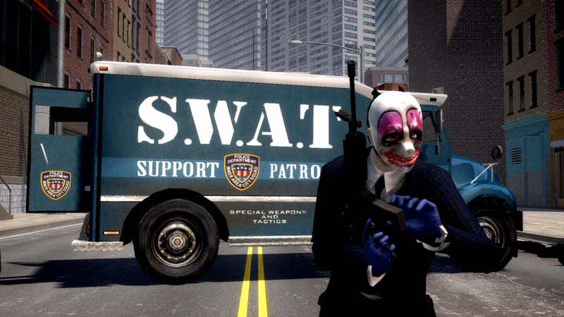 Payday: The Heist will arrive October 18th