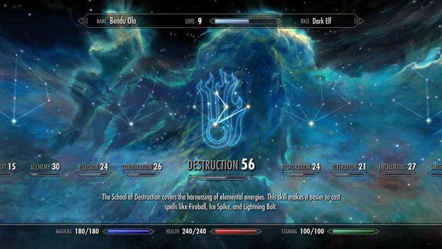 The Perks of The Elder Scrolls V: Skyrim GameGuides News  Skyrim