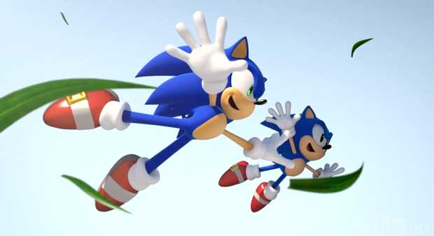 Guess Who's Back? Sonic Generations Launches Tommorrow Videos  Sonic Generations